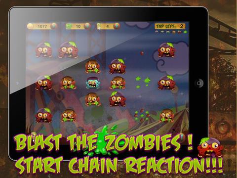 Crazy Zombie Poppers