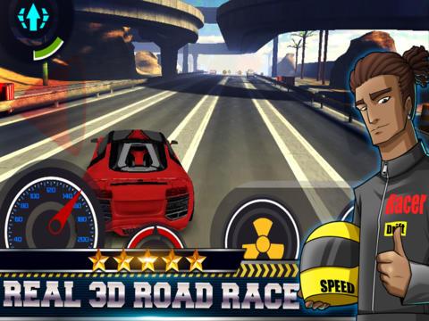 Highway Maniac 3D Ridge Racing Drive