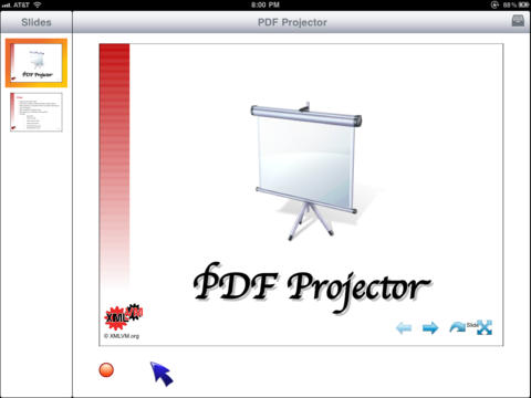 PDFProjector