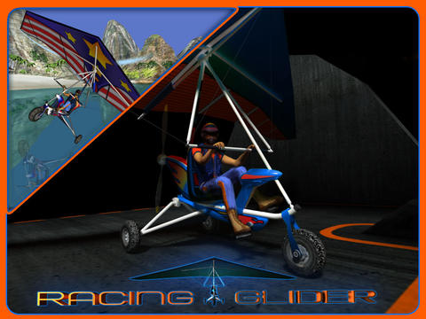 Racing Glider - Pro
