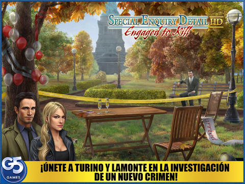 Special Enquiry Detail- Engaged to Kill™ HD (Full)