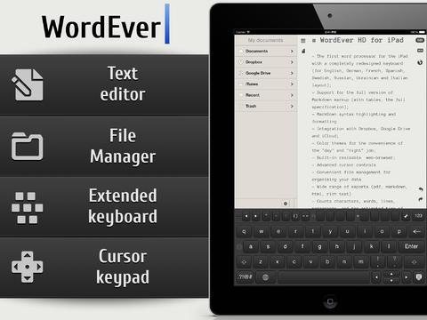 WordEver HD