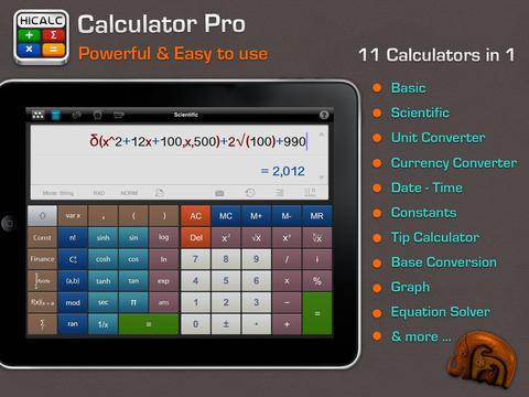 ▷ Calculadora