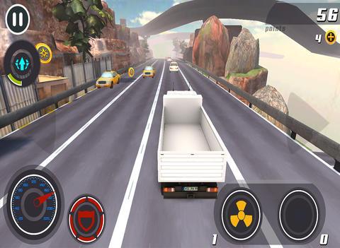 3D Mega Truck Crazy Drive