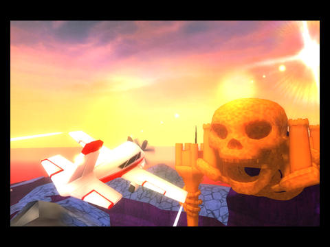 Airspin- Skull Island