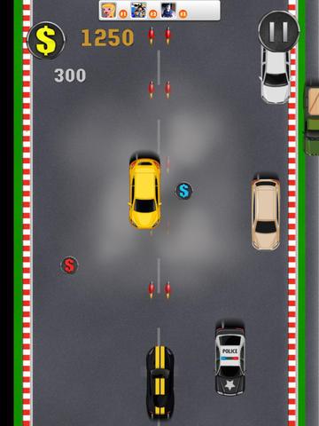 Crazy Turbo Racing Robbery Escape