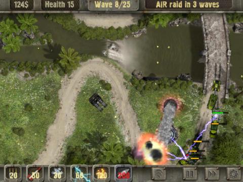 Defense zone HD
