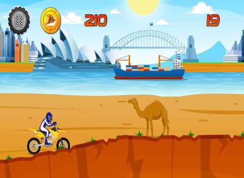 Motocross Dirt Bike Safari