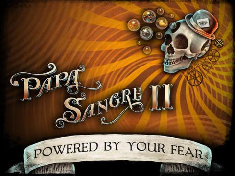 Papa Sangre II