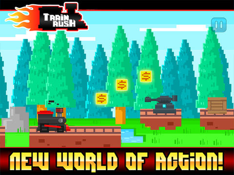 Pocket Train Rush Rail Road Ride- Pro