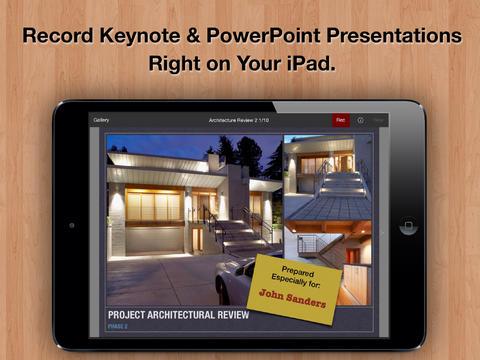 Presentation Recorder