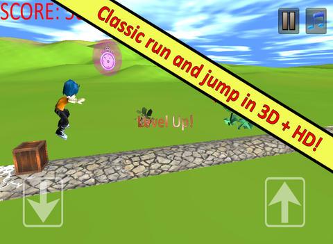 Run Runner Run!
