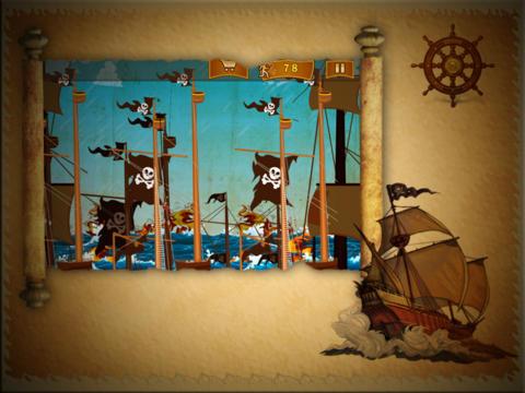 Seaman Sam, the Pirate Swing Game