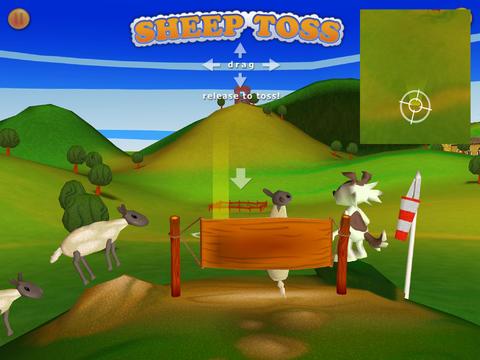 Sheep Toss