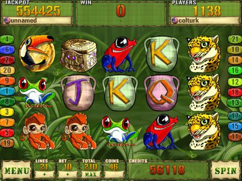 Slots Gone Wild HD