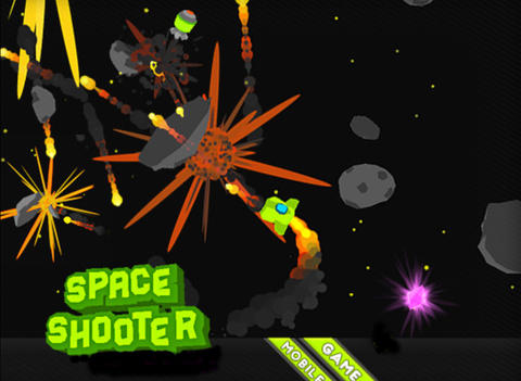 Space Shooter HD