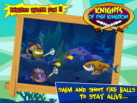 night of Fish Kingdom Battle Rage Pro