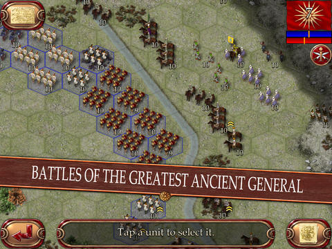 Ancient Battle- Alexander