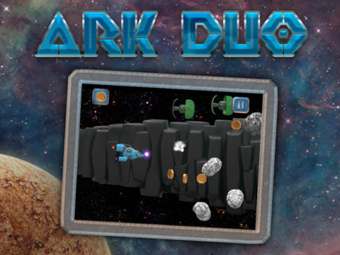 Ark Duo - Earth Recon