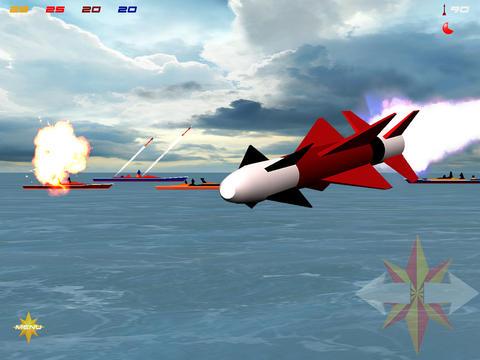 Battleship Combat – 3D Navy Missile Shooter