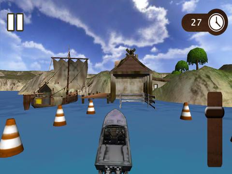 Boat Docking Simulator