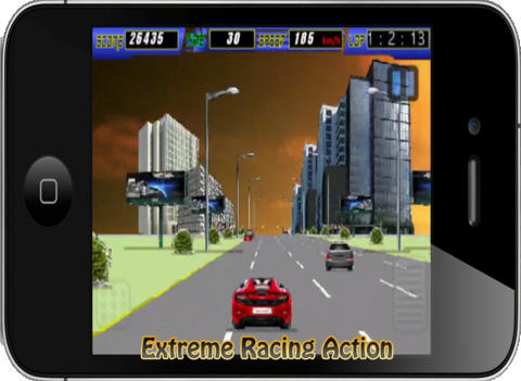 Carrera de Alta Velocidad en 3D - Pro