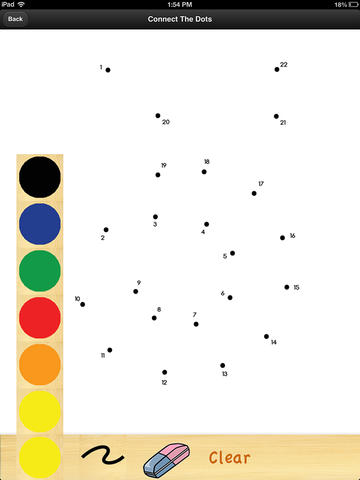 Connect The Dots Drawing