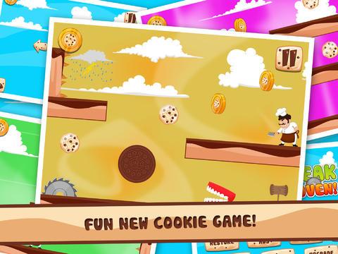 Cookie Break! Escape the Oven!