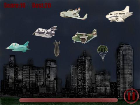 Crush The Planes