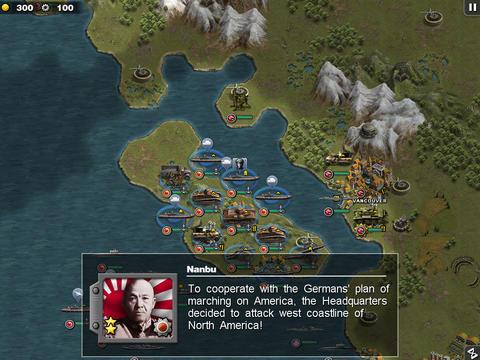 Glory of Generals- Pacific War