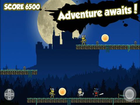 Kingdom Of Ghouls & Ghosts Castle Adventure HD