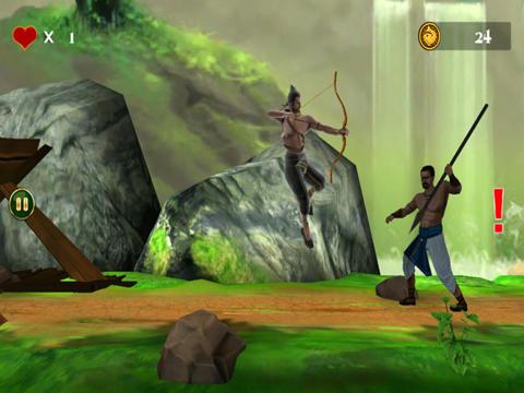 Kochadaiiyaan The Legend - Kingdom Run