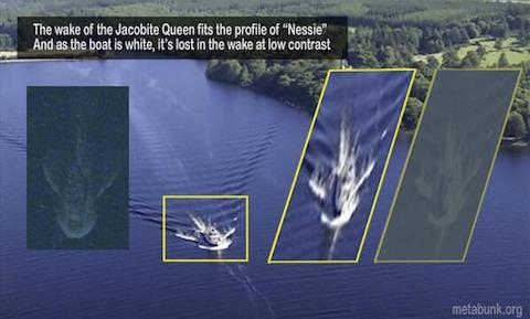 Lago Ness Barco 2