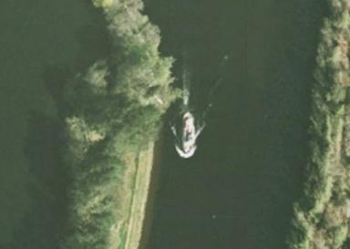 Lago Ness Barco GMaps