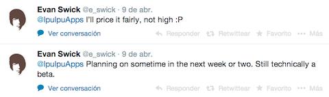 OS Experience Twitter Evan Swick