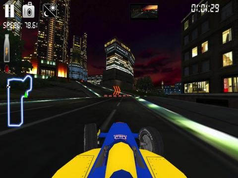 Street Circuit Racing 3D Game