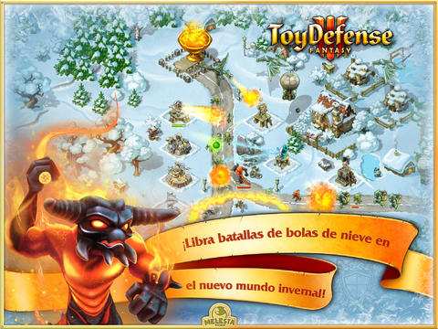Toy Defense 3- Fantasy HD