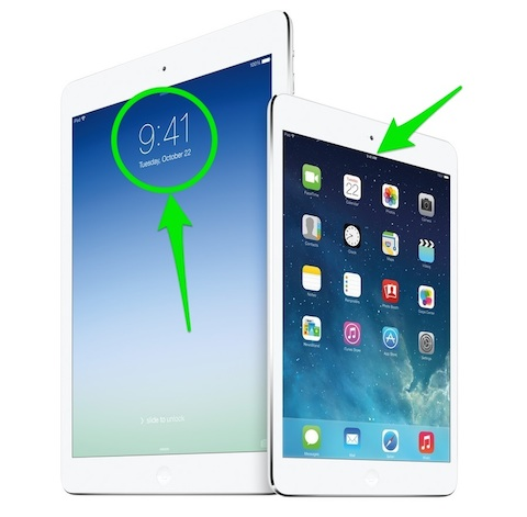 iPad Air y iPad Mini 9 41 am 480