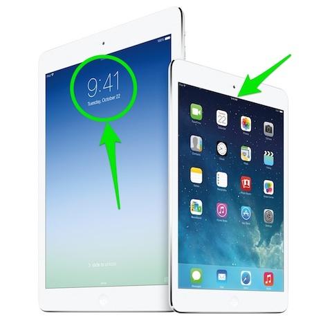 iPad Air y iPad Mini 9 41 am 480