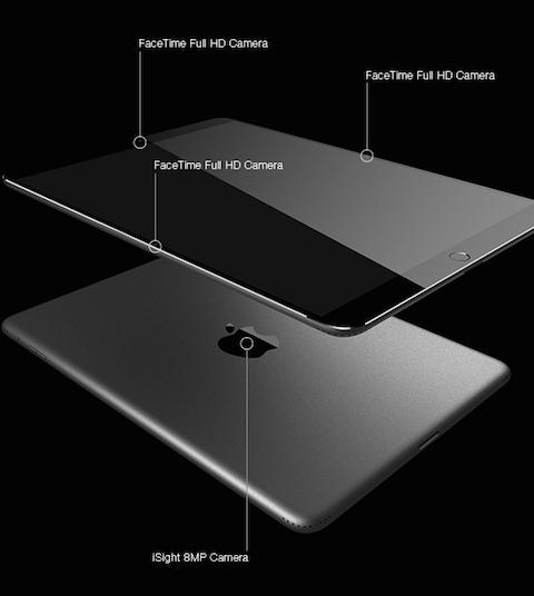 iPad Pro videollamadas 3D