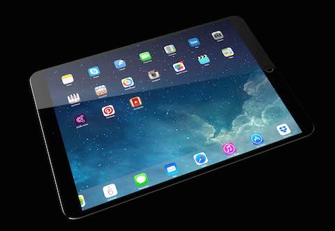 iPar Pro pantalla