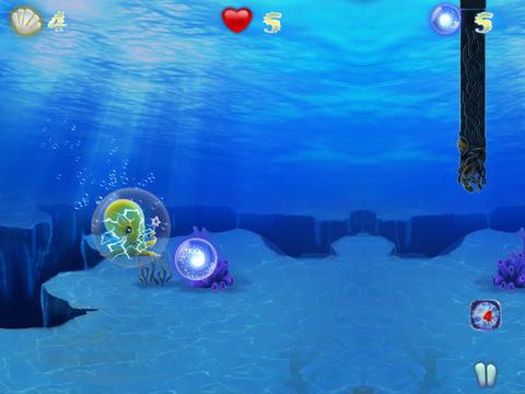 octopus swim