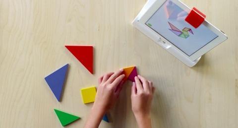 Osmo, un juguete educativo que mezcla experiencia de juego virtual y real