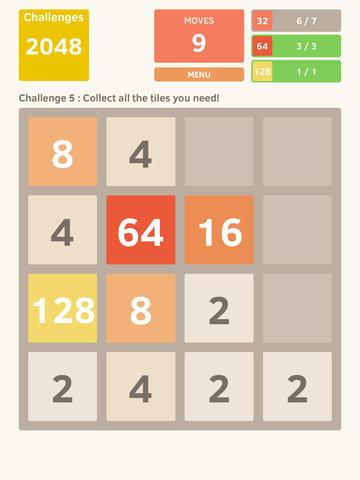 2048 Ketchapp desafío