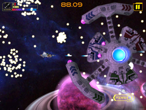 Exodite HD- Space action shooter
