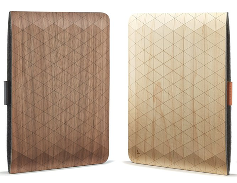 Funda madera iPad 1 Grovemade 2