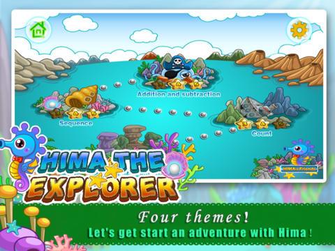 Hima the Explorer