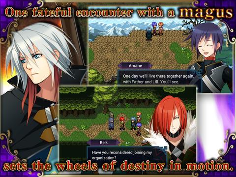 RPG Fortuna Magus
