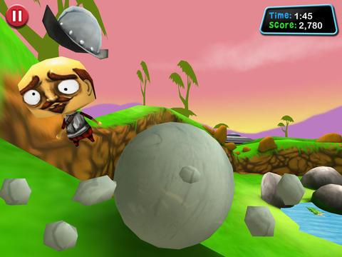 Roll- Boulder Smash!