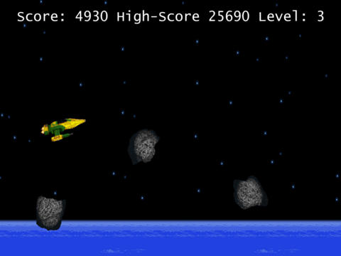 Space Up - A Flappy Spaceship Adventure